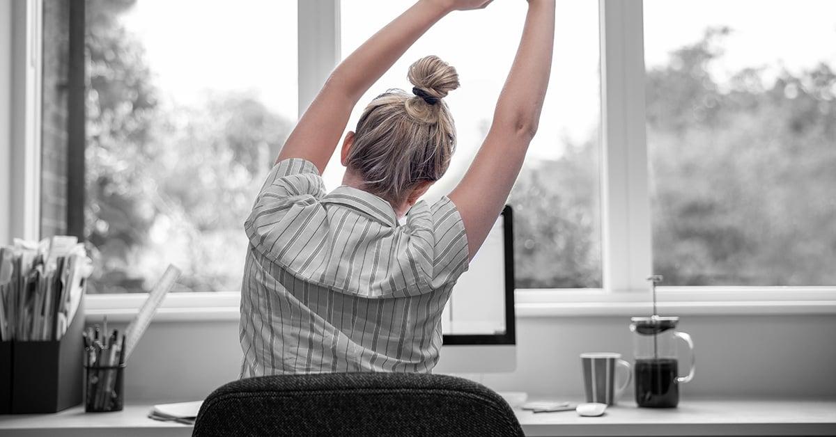 Home Office Trabalho Híbrido